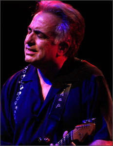 Paul Plumeri Blues Guitarist